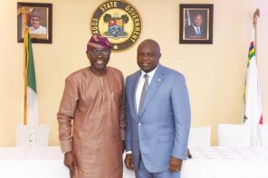 Ambode endorses Sanwo-Olu, says the APC is one big family