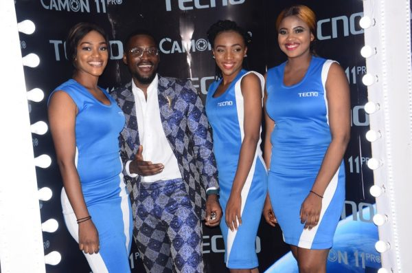 tecno2 600x397 - TECNO MOBILE ANNOUNCES CAMON 11 PRO, 24MP CLEAR SELFIE PHONE WITH AI TECHNOLOGY