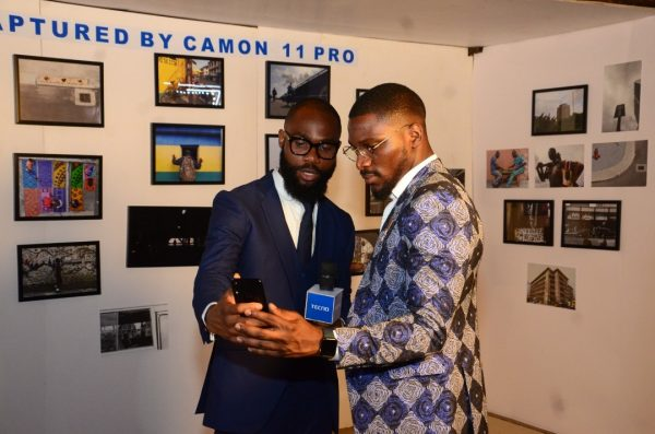 tecno5 600x397 - TECNO MOBILE ANNOUNCES CAMON 11 PRO, 24MP CLEAR SELFIE PHONE WITH AI TECHNOLOGY