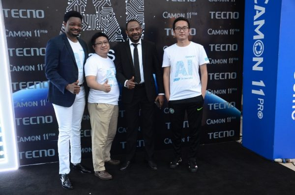 tecno8 600x397 - TECNO MOBILE ANNOUNCES CAMON 11 PRO, 24MP CLEAR SELFIE PHONE WITH AI TECHNOLOGY