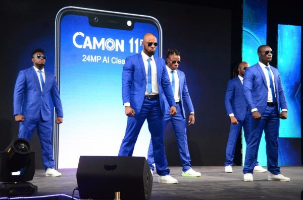 tecno9 600x397 - TECNO MOBILE ANNOUNCES CAMON 11 PRO, 24MP CLEAR SELFIE PHONE WITH AI TECHNOLOGY