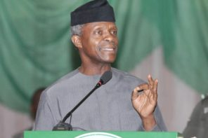The world will be looking to Nigeria, as its food basket – Osinbajo