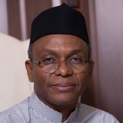 2019 election is between thieves and honest people el rufai - El-Rufai a man who speaks carelessly without his medications, Nigerians come at governor