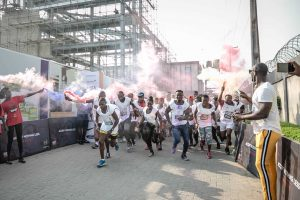 5k Colour run 300x200 - FitFam Fest 2018: Amstel Malta promotes Fun And Excitement For Fitness Lovers In Lagos