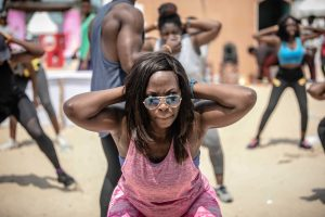 Amstel FFF 131 300x200 - FitFam Fest 2018: Amstel Malta promotes Fun And Excitement For Fitness Lovers In Lagos
