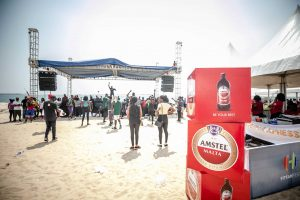 Amstel FFF 145 300x200 - FitFam Fest 2018: Amstel Malta promotes Fun And Excitement For Fitness Lovers In Lagos