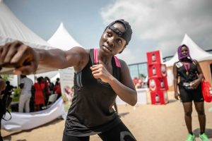 Amstel FFF 149 300x200 - FitFam Fest 2018: Amstel Malta promotes Fun And Excitement For Fitness Lovers In Lagos