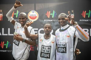 Amstel FFF 61 300x200 - FitFam Fest 2018: Amstel Malta promotes Fun And Excitement For Fitness Lovers In Lagos