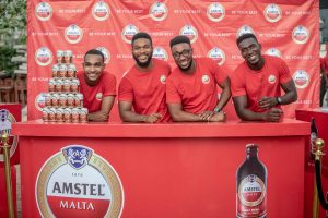 Amstel FFF 78 300x200 - FitFam Fest 2018: Amstel Malta promotes Fun And Excitement For Fitness Lovers In Lagos