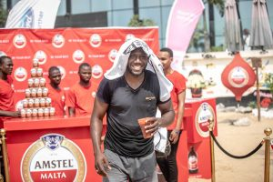Amstel FFF 96 300x200 - FitFam Fest 2018: Amstel Malta promotes Fun And Excitement For Fitness Lovers In Lagos