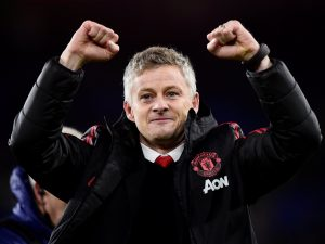Ole Gunnar Solskjaer 300x225 - Manchester United Coach, Ole Gunnar Solskjaer, Could Join Elite List With A Win Today