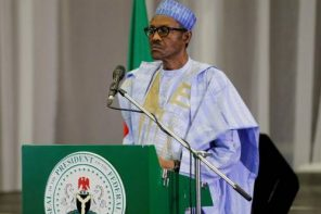 Jibril from Sudan: They are disappointed that Buhari refused to die after his illness
