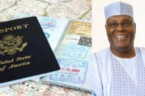 The same people who bash me for posting rail lines, are the ones celebrating the attainment of a U.S visa – Presidential aide