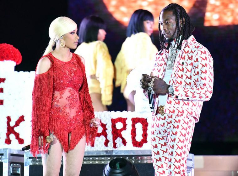 Cardi B to reportedly spend Christmas with Offset