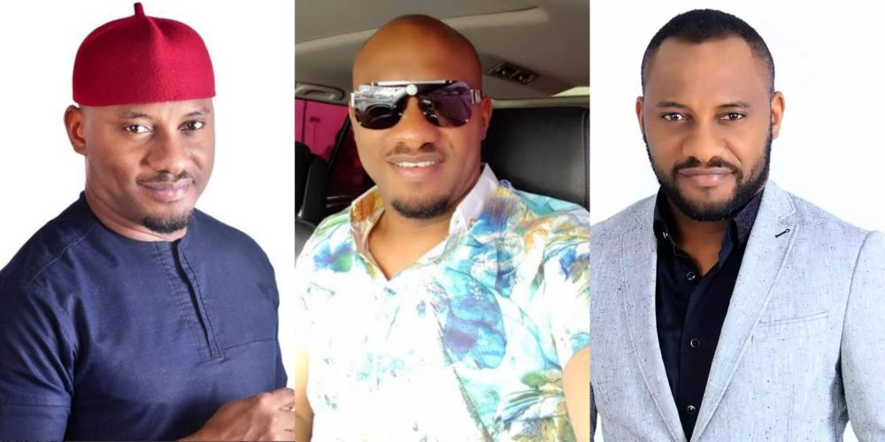 Don't wait for anyone to love you in Nollywood, love and help yourself – Yul Edochie