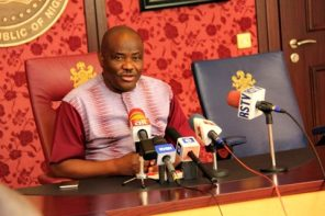 People only say there's insecurity in Rivers state to de-market it – Wike