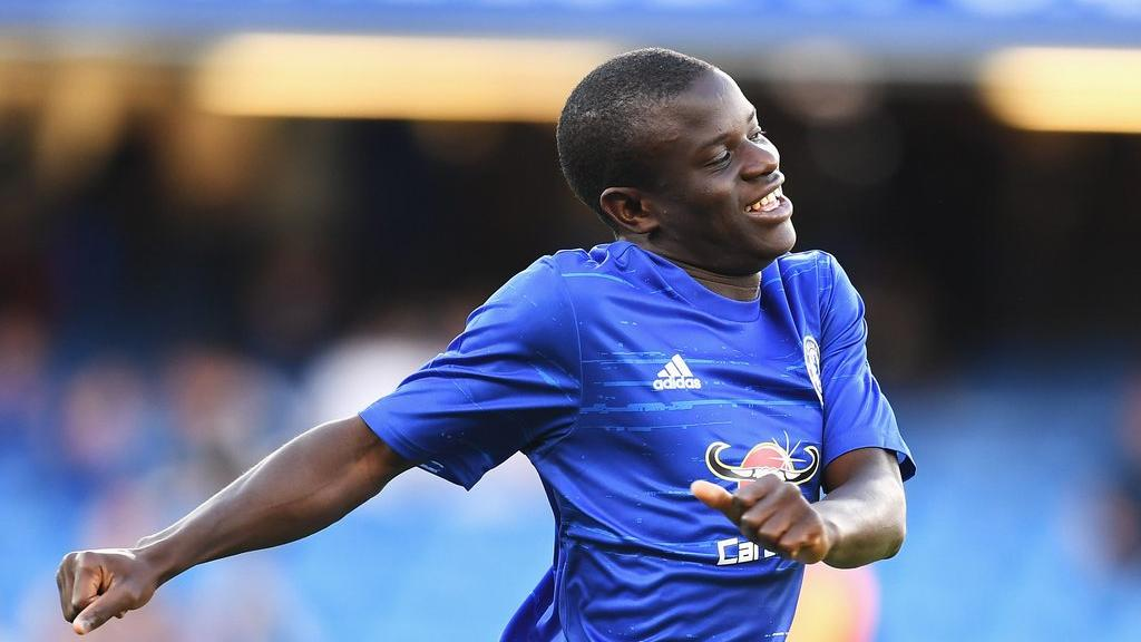 'There Really Is Nothing N'Golo Kante Can't Do' – Fans Laud The Frenchman After Chelsea Decimated Huddersfield