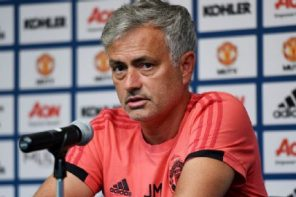 What Manchester United Coach, Jose Mourinho, Said About Liverpool's Trophy Less Run Is A Must Read