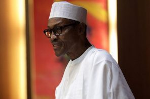 Things are going to be harder than before – Buhari to Governor