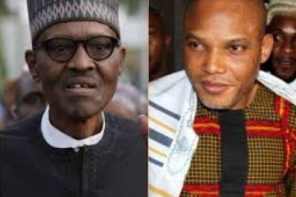 "VIDEO: ""6 scientific"" facts to prove Buhari is replaced by ""Jubril of Sudan"" – Nnamdi Kanu"