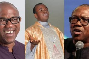 'Shame to Supporters of Stingy People' – Mbaka attacks Peter Obi Again (Video)