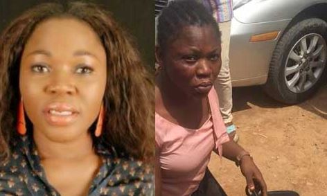Popular Yoruba Actress Caught Stealing Again In Lagos