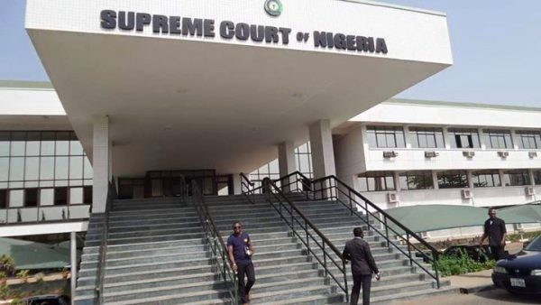 sacked benue state lawmaker loses at the supreme court 600x338 - Just In: Supreme court dismisses appeal suit by APC to field candidates in Rivers