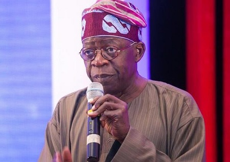 saraki is not honest tinubu - If Atiku And His Master, Obasanjo, Can Explain To Nigerians How Millions Of Dollars Disappered Under The PTDF Scheme During Their Tenue, Then Nigerians Can Vote For PDP – Tinubu