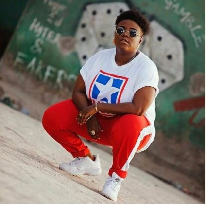 singer teni shares throwback photo of a peculiar santa claus she once visited - The Moment Teni Dances 'Zanku' After Being Interviewed By A Team Who Flew In From London And South Africa(Video)