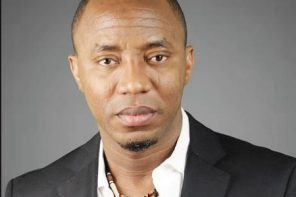 Police arrest Sowore supporters for pasting campaign posters?