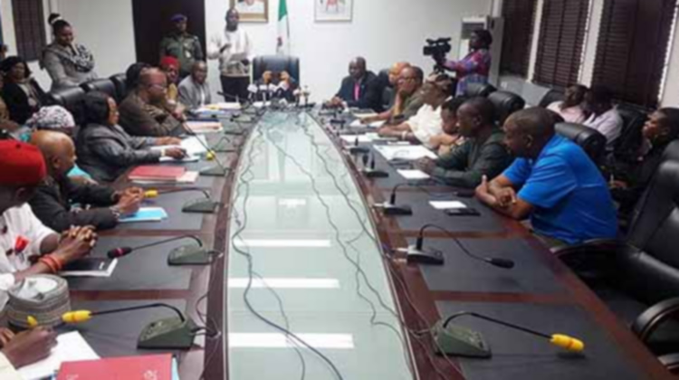 strike fg and asuu set to hold fresh meeting on dec 10 - Just In: ASUU Suspends 3 Months Old Strike