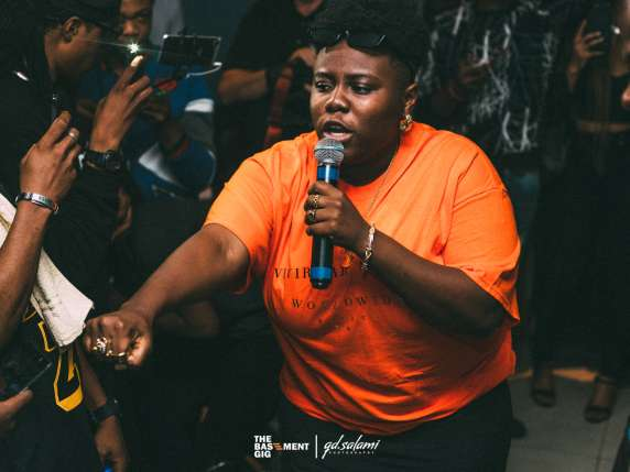 teni - 'I Am Your Bae's Secret Crush' – Teni Says As She Stun In A Rare Picture (Pictures)