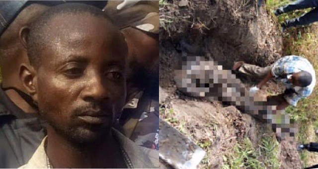 Image result for yabaleft Man kills policeman, buries him in a shallow grave to avoid paying N120k debt