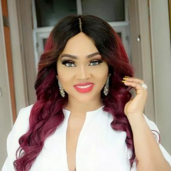 alleged affair i dont have anything to do with gov ambode mercy aigbe cries out - Nollywood Actress, Mercy Aigbe, Stuns In Skimpy Gown (Picture)