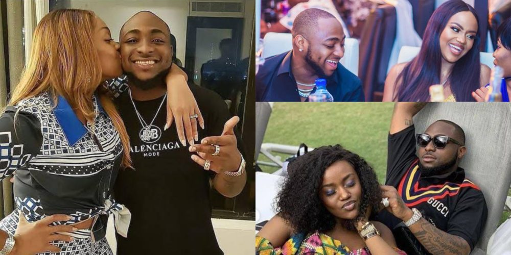 Image result for 'Baby Did it work' ? – Davido Jokingly asks Chioma after using Sexual enhancement herbs