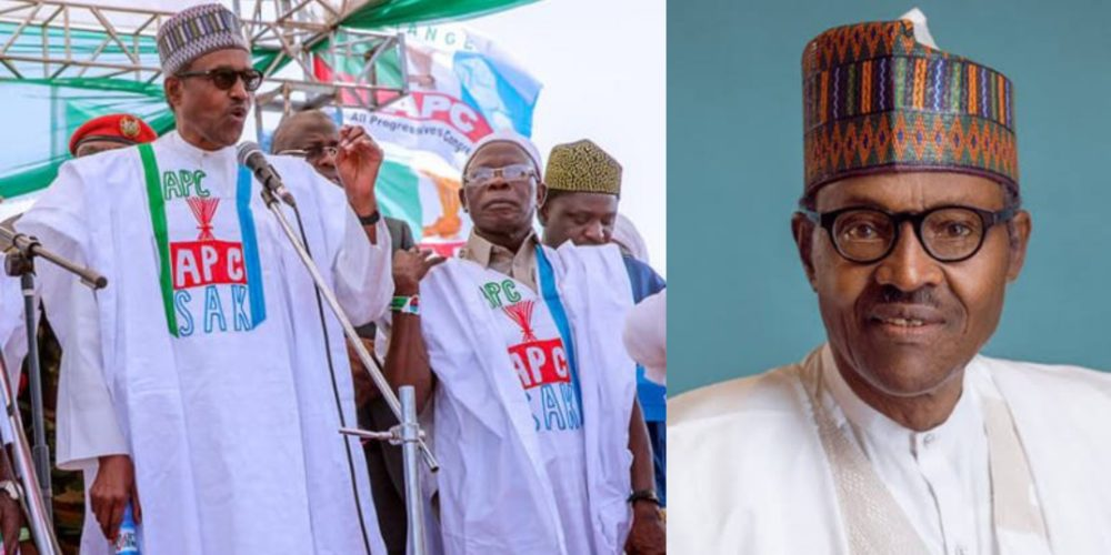 dont relent continue farming president buhari urges nigerians - #PMBInTaraba#'I Can't Believe What Am seen.. Are These People All Human Being' – Nigerians Reacts To The Teeming Crowd That Greeted Buhari's Rally