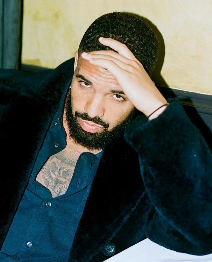 Drake seen kissing and fondling a 17-year-old girl during concert (Video)
