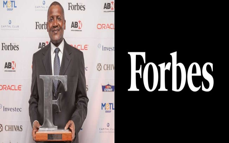 Forbes releases 2019 list of Africa's richest billionaires