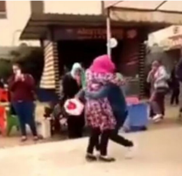 """Girl expelled from university for giving her boyfriend a """"hug"""" after he proposed to her"""