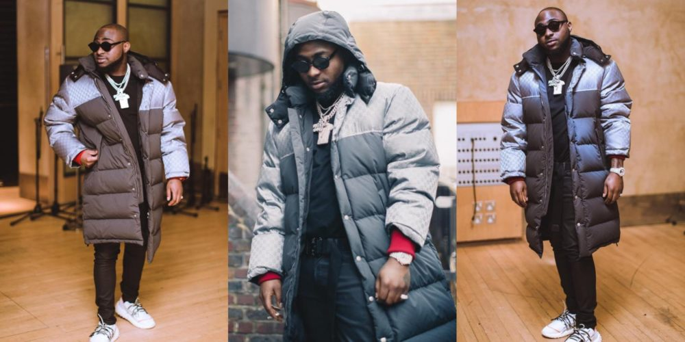 i cost a lot nigerian music act davido says as he steps out looking stunning photos - Could Davido Be Trying To Over Shadow His Father- Check Out What He Said