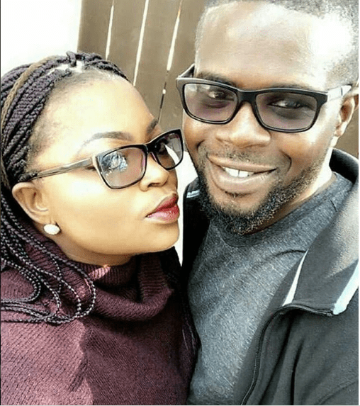 """I once dreamt that I'd marry her, but she didn't believe me"" – Funke Akindele's husband, JJC Skillz reveals"