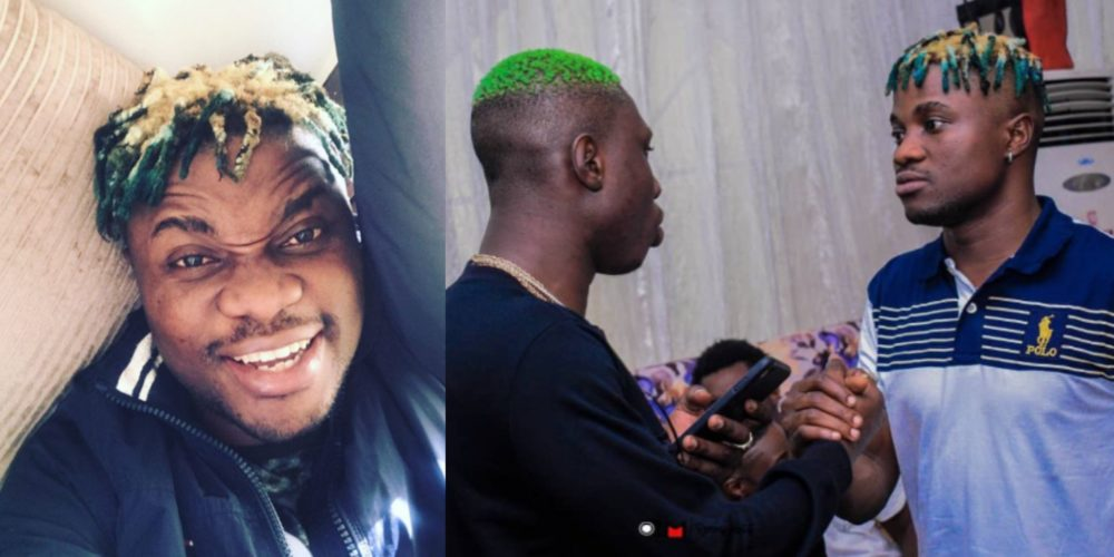 Music star Danny S warns Zlatan Ibile not to compare shaku-shaku with zanku (video)