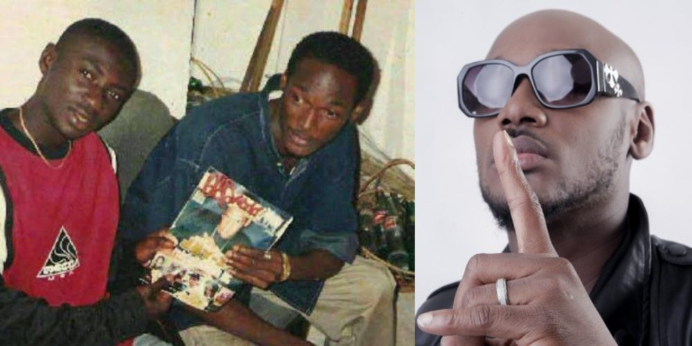 'Na only Black fit explain the problem he get with me' – 2face Idibia
