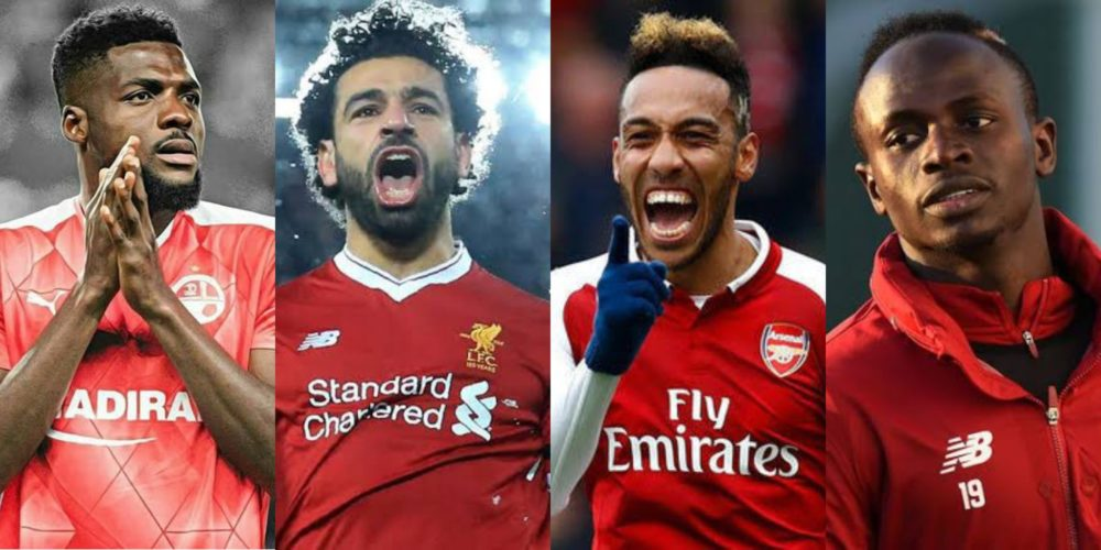 Nigerian players missing as Salah, Mane & Aubameyang makes Africa's Best XI, Super Eagles star John Ogu reacts