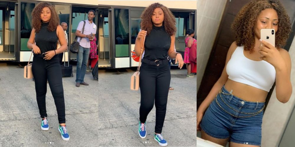 'Beauty Without Brains Equals Zero' – Teenage Actress, Regina Daniel, Says As She Slay In New Pictures