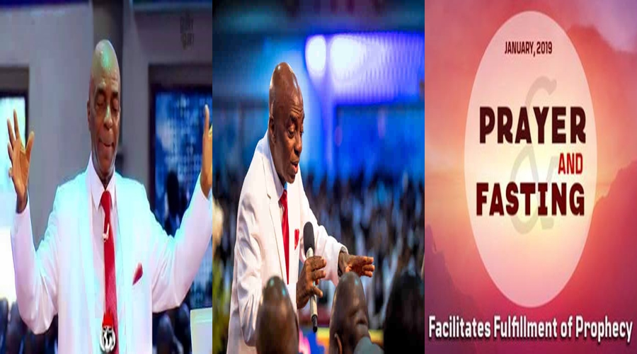 Prayer Points For Winners Chapel 21-Day Prayer And Fasting 2019