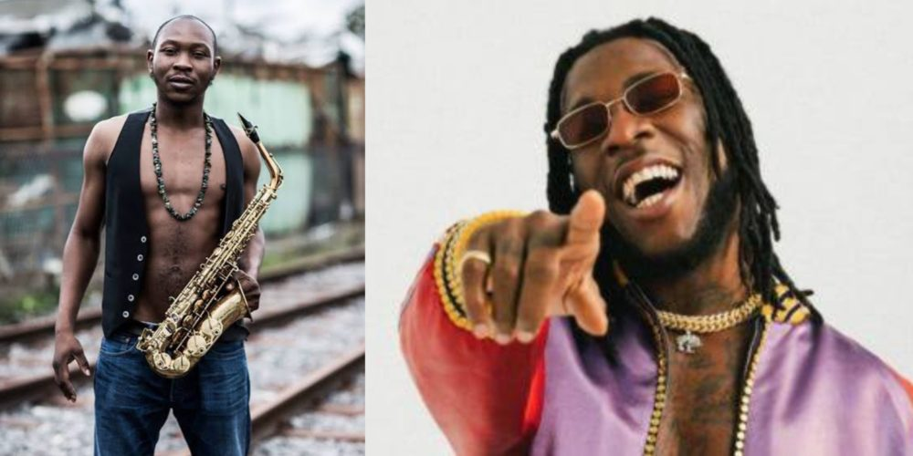 Seun Kuti in a soft jab reacts to claims of Burna Boy being thr first Nigerian artist to perform at Coachella