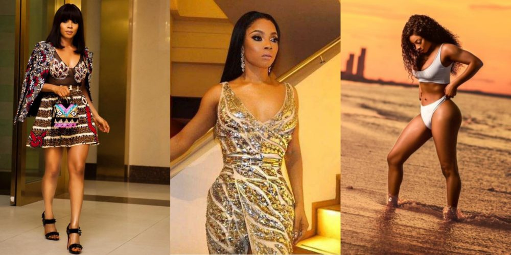 Toke Makinwa Serves 'warm Stew' As She Flaunts Her horny Hip In an extraordinary photo