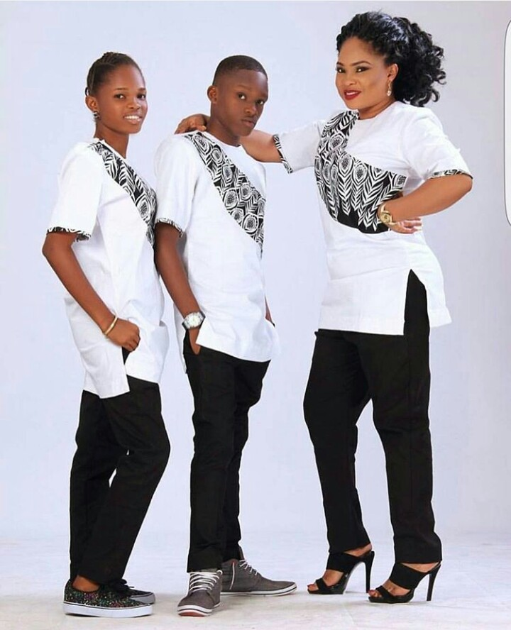 What I do to take care of my children is purely my business – Actress Regina Chukwu