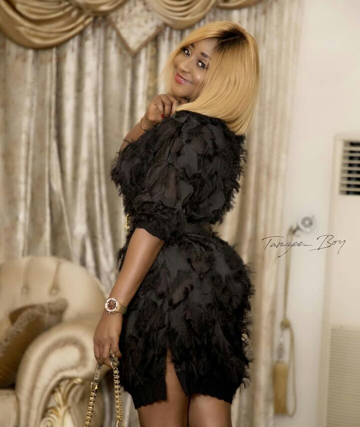Why I've been lying low – Actress Ini Edo speaks